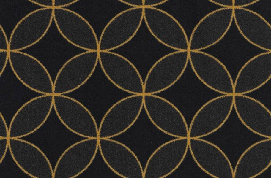Joy Carpets Eclipse Carpet - Gold