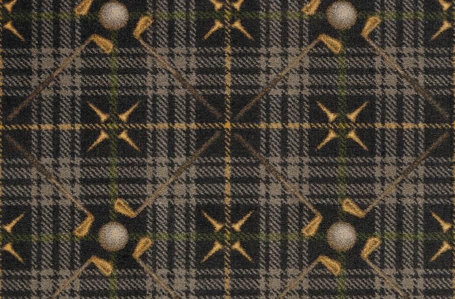 Joy Carpets Saint Andrews Carpet - Bark Brown