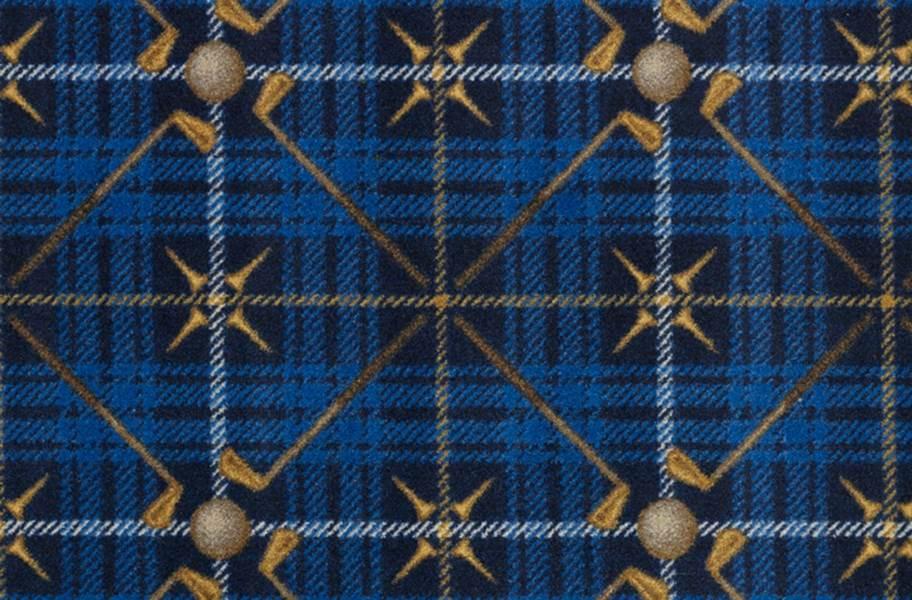 Joy Carpets Saint Andrews Carpet - Seaside Blue