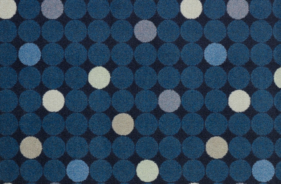 Joy Carpets Spot On Carpet - Seaside