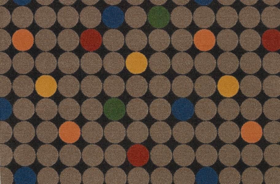 Joy Carpets Spot On Carpet - Antique