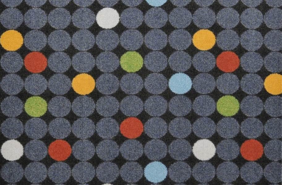 Joy Carpets Spot On Carpet - Licorice