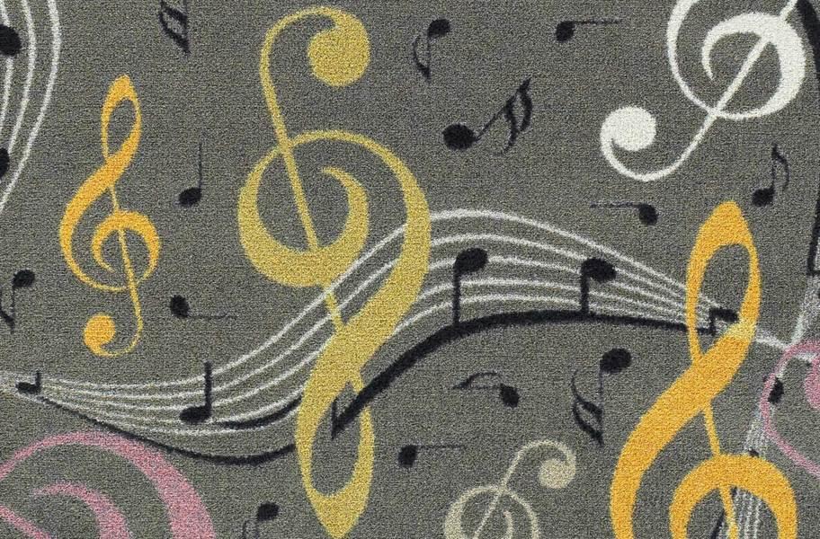 Joy Carpets Virtuoso Carpet - Gray