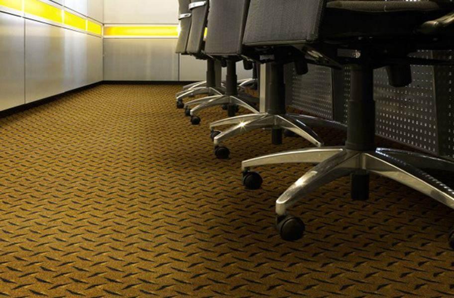 Joy Carpets Diamond Plate Carpet
