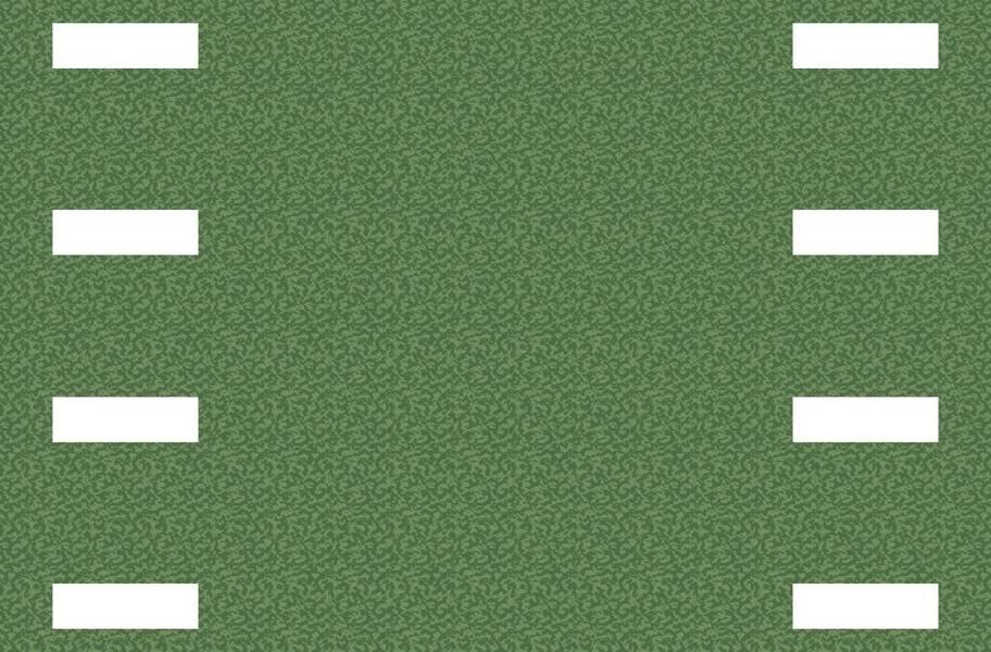Joy Carpets Gridiron Carpet - Field