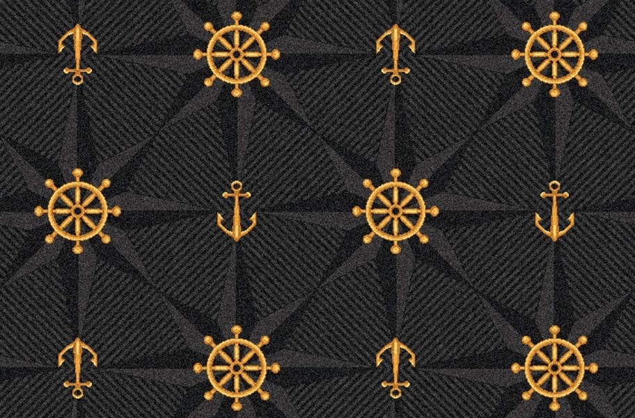 Joy Carpets Mariner's Tale Carpet - Onyx