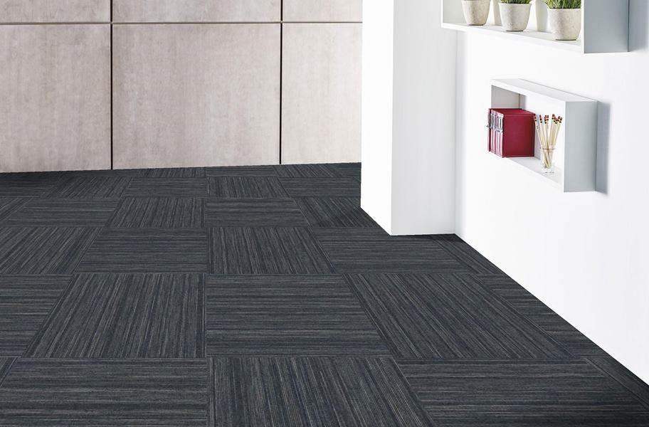 Shaw Intellect Carpet Tile - Cleverish (1/4 Turn)