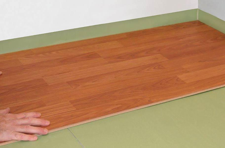 FloorMuffler with UltraSeal