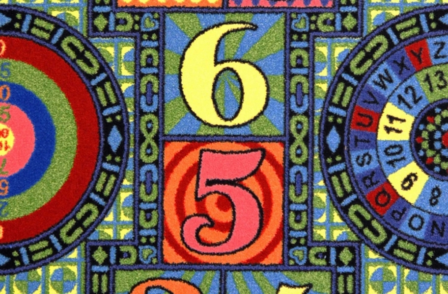 Joy Carpets Joy Games Carpet - Multi