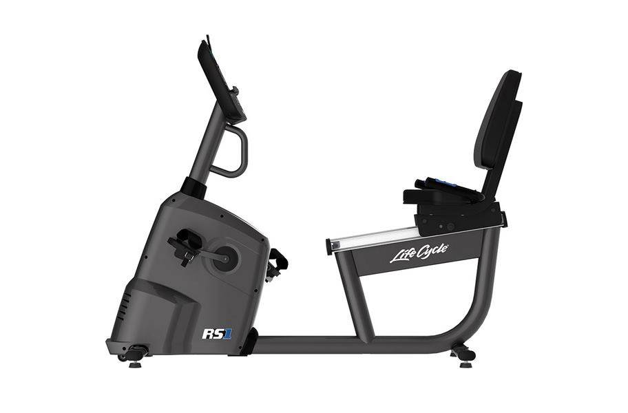 LifeFitness RS1 Recumbent Step-Through Lifecycle