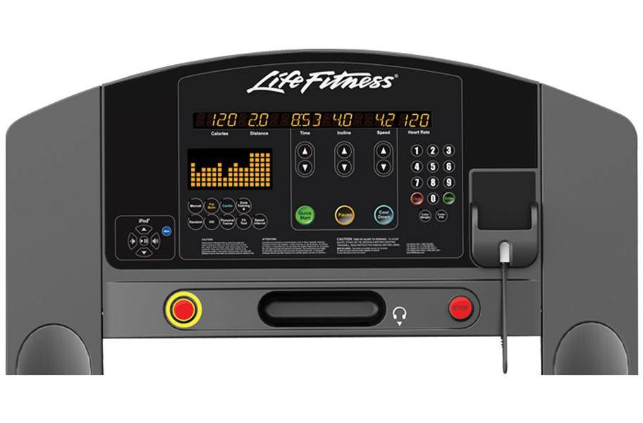 LifeFitness Club Series Treadmill w/ Console