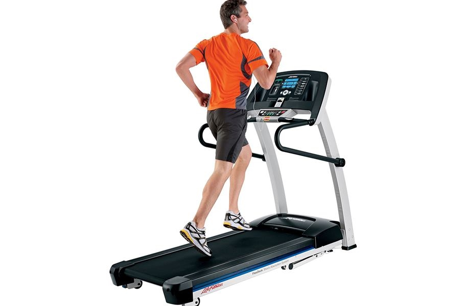 LifeFitness F1 Smart Treadmill w/ Console
