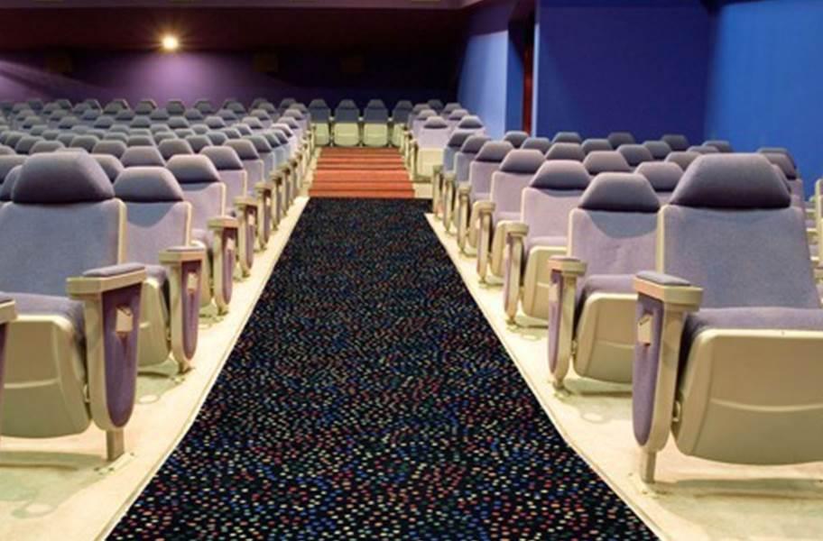 Joy Carpets Dots Aglow Carpet - Multi