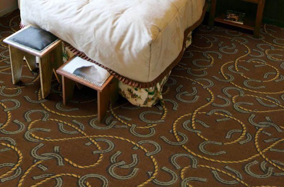 Joy Carpets Rodeo Carpet - Chocolate