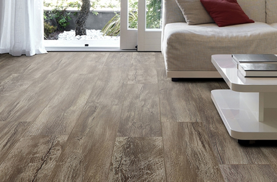 12mm TimberCore Waterproof Laminate - Urban Safari