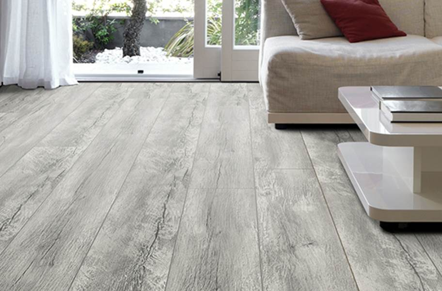12mm TimberCore Waterproof Laminate - River Rock