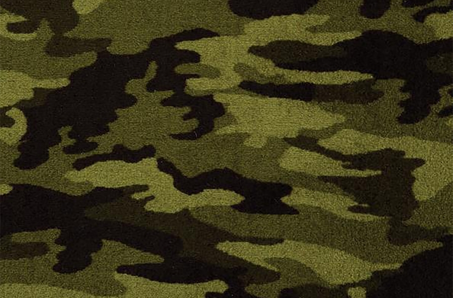 Shaw Camouflage Carpet - Cover Up