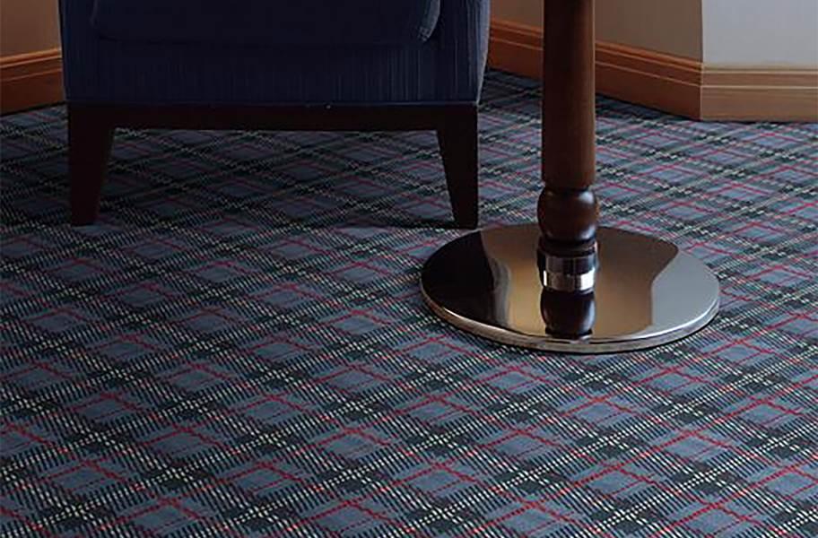 Shaw Scottish Plaid Carpet - Lochness