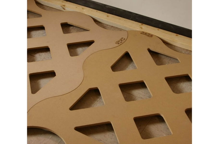 Rosco Dance Floor Subfloor - Customizing Panel - lumber sold separately