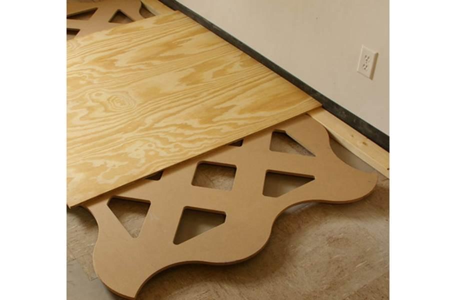 Rosco Dance Floor Subfloor - Customizing Panel - lumber/MDF sold separately