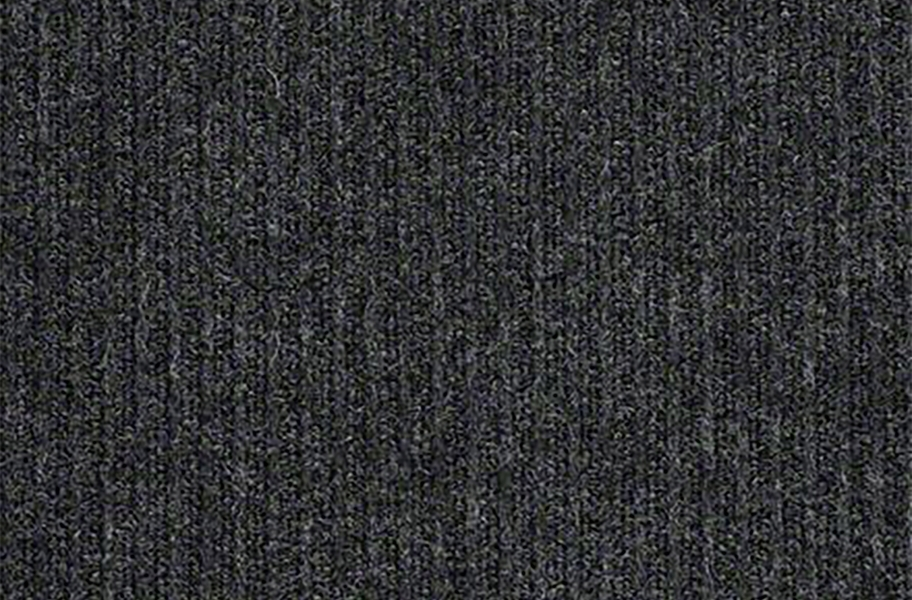 Shaw Beacon II Outdoor Carpet - Pewter Black