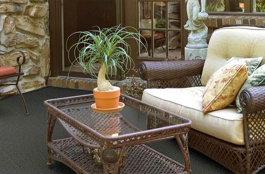 Shaw Gardenscape Outdoor Carpet - Granite