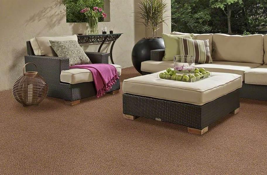 Shaw Natural Path Outdoor Carpet - Sundown