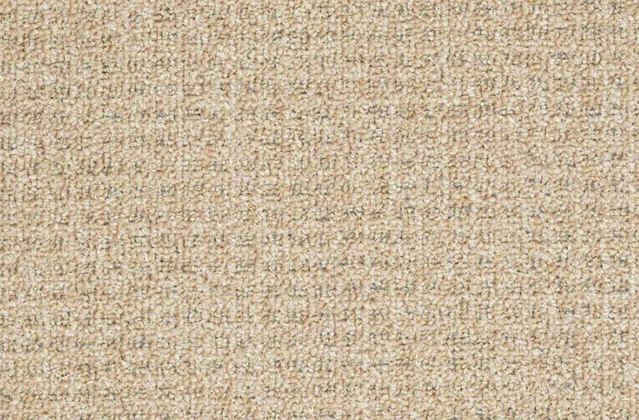 Shaw Casual Boucle Outdoor Carpet - Straw Weave