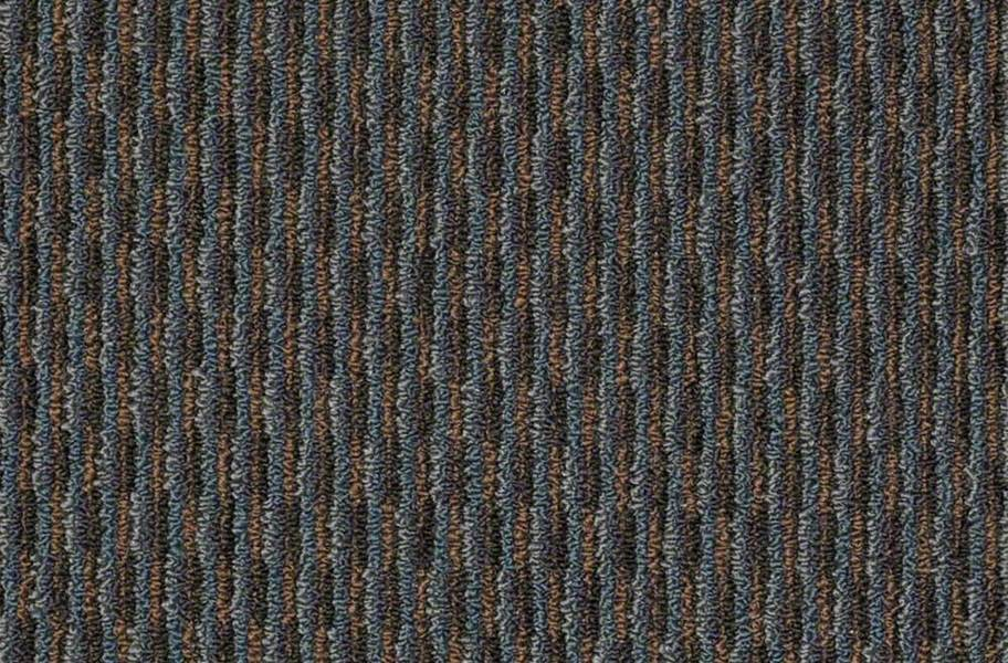 Shaw Pattern Play Outdoor Carpet - Tapestry Blue