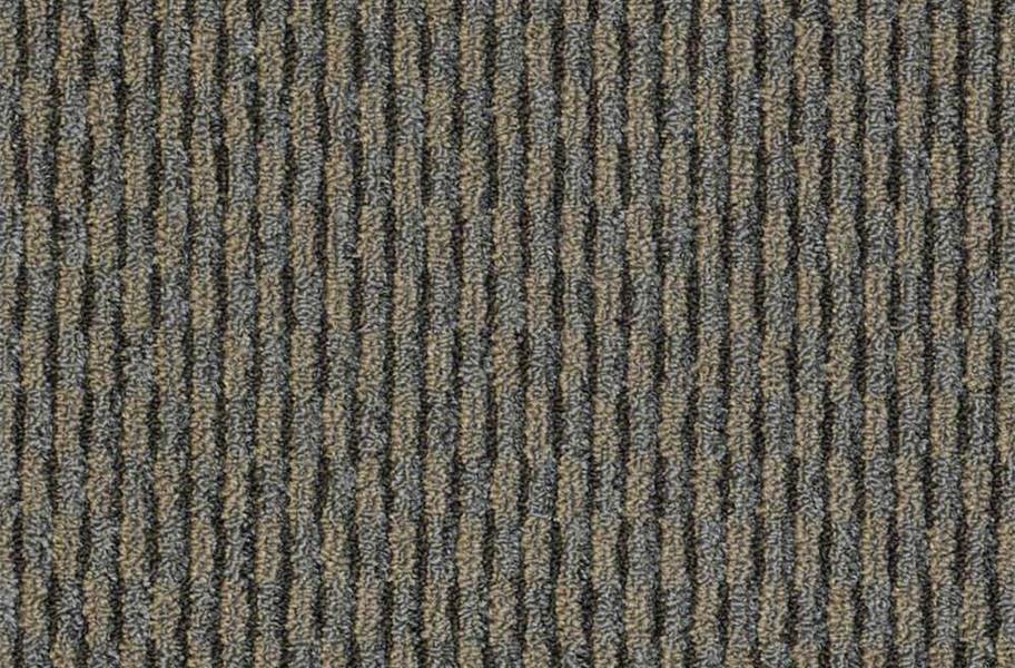 Shaw Pattern Play Outdoor Carpet - Wrought Iron