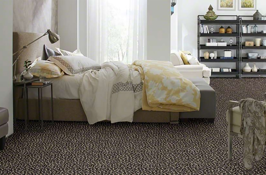 Shaw Cheetah Carpet - Go Getter