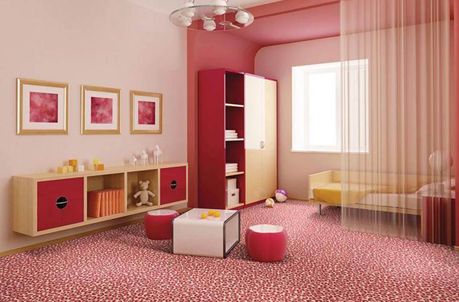 Shaw Cheetah Carpet - Hang Loose