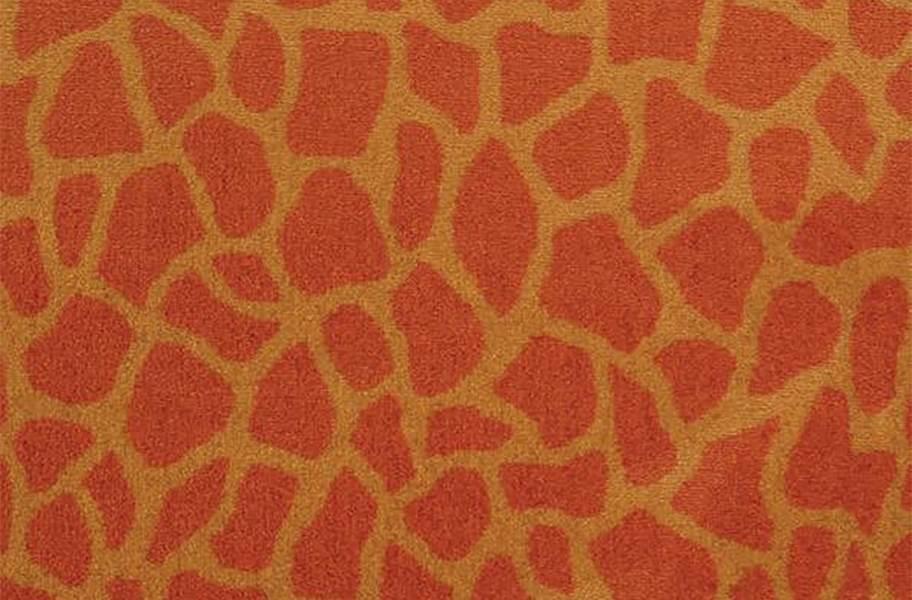 Shaw Giraffe Carpet - On Stilts
