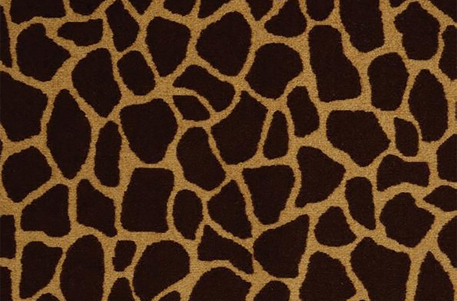 Shaw Giraffe Carpet - Tall Order