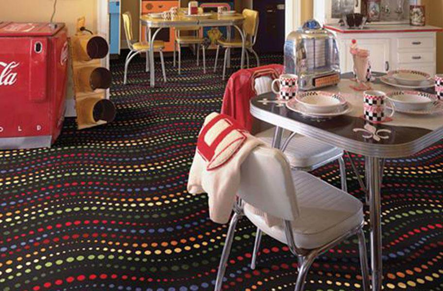 Shaw Hot Spot Carpet - Disco Fever