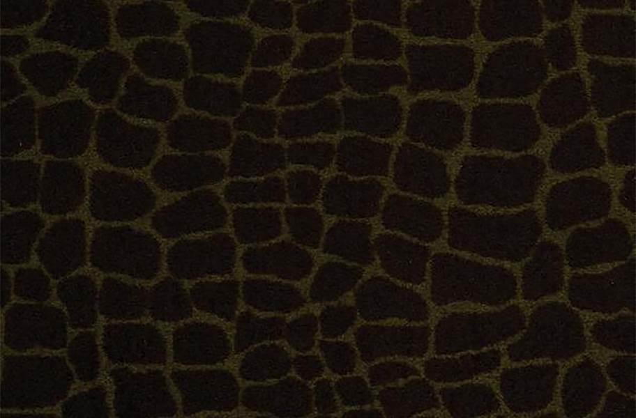 Shaw River Croc Carpet - Hidden Moss