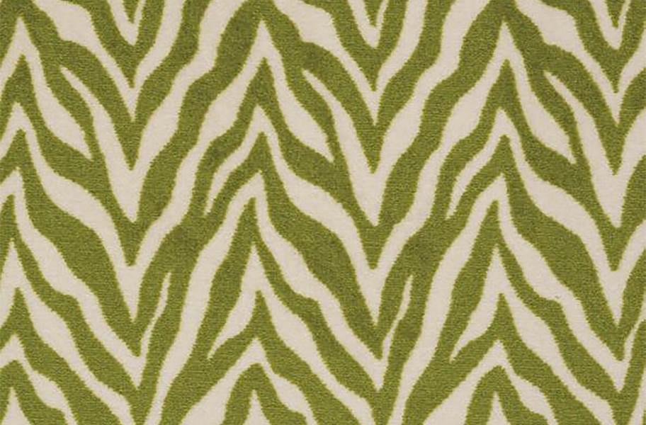 Shaw Zebra Carpet - Grassland Nomad