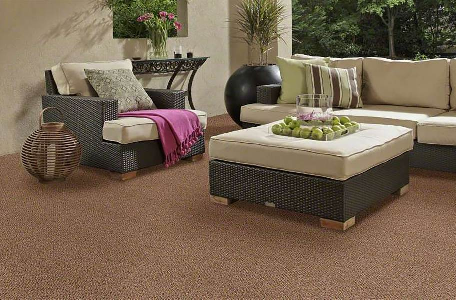 Shaw Natural Path Outdoor Carpet - Sundown