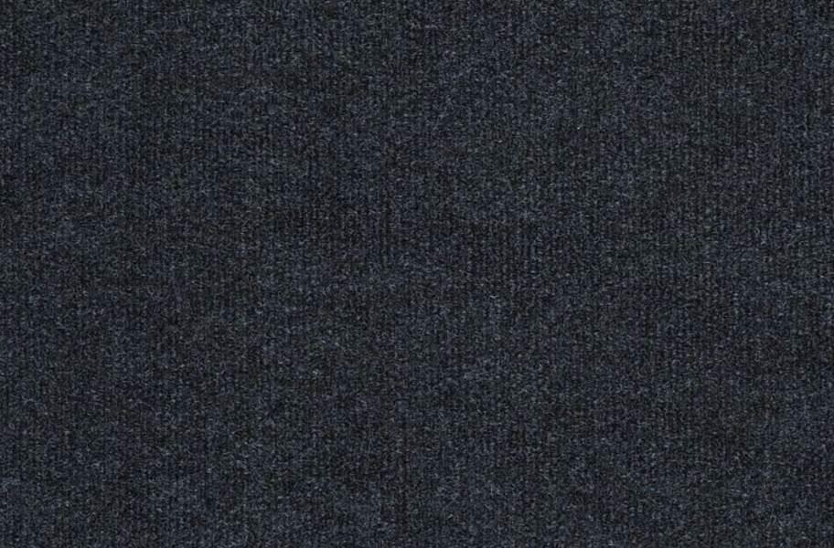 Shaw Backdrop I Outdoor Carpet - Iron Blue