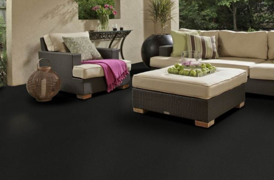 Shaw Softscape I Outdoor Carpet - Anvil