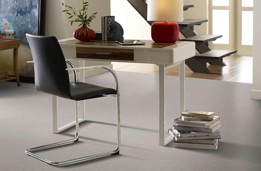 Shaw Creating Possibilities Waterproof Carpet - Metallic