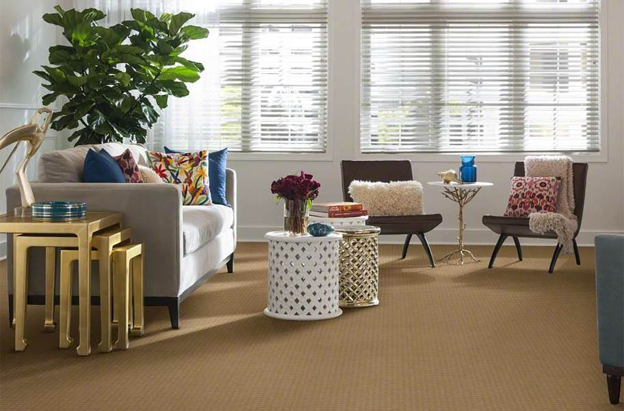 Shaw Creating Possibilities Waterproof Carpet - Majestic