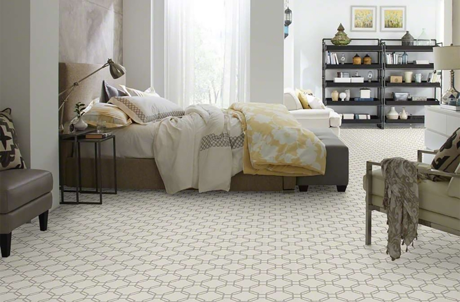 Shaw Defined Beauty Waterproof Carpet - Collonade