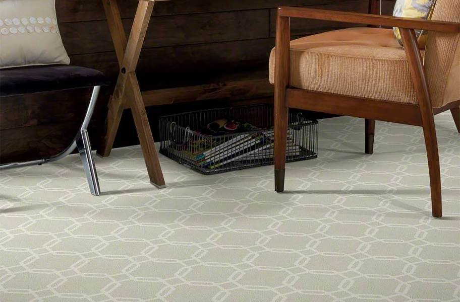 Shaw Defined Beauty Waterproof Carpet - Statuesque