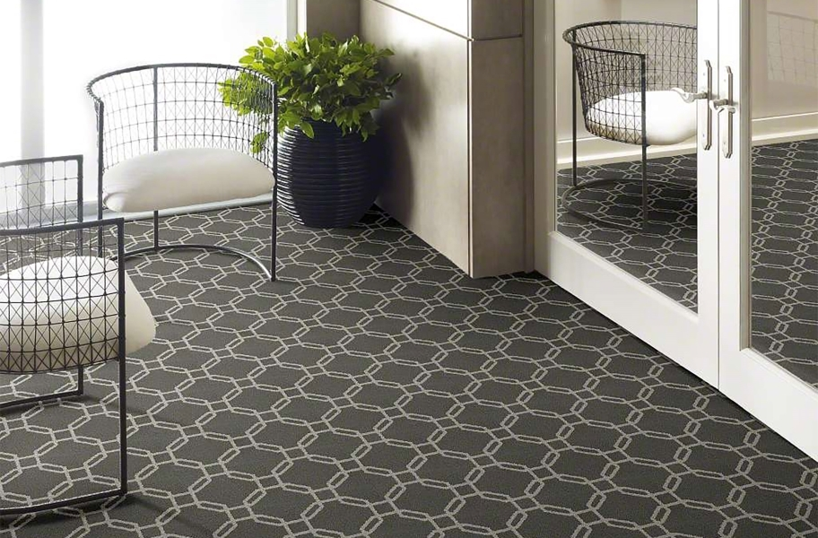 Shaw Defined Beauty Waterproof Carpet - Flannel