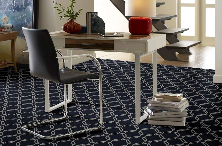Shaw Defined Beauty Waterproof Carpet - Loyalty