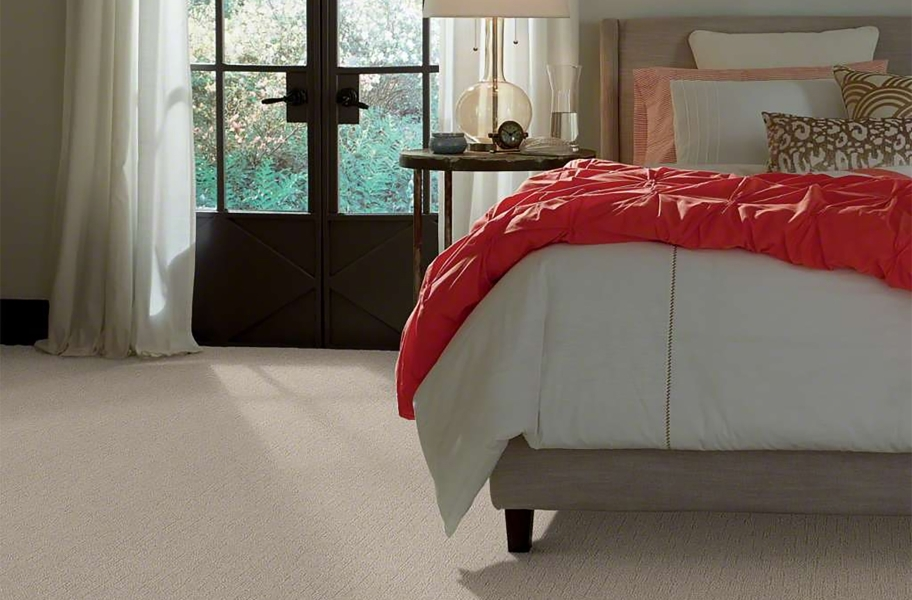 Shaw Sense of Belonging Waterproof Carpet - Champagne