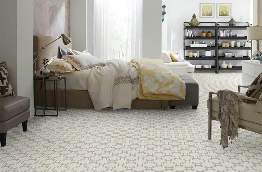Shaw Defined Beauty Waterproof Carpet - Collonade