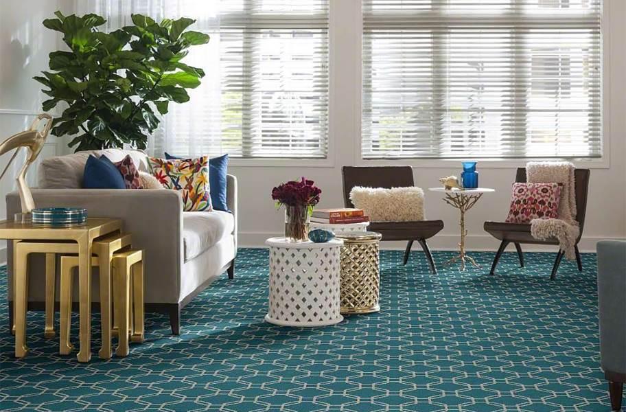 Shaw Defined Beauty Waterproof Carpet - Oasis