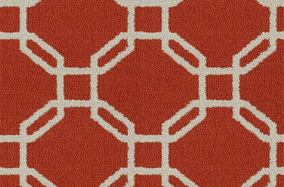 Shaw Defined Beauty Waterproof Carpet - Coral